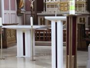Renovierung in Schöneberg: Ein neuer Altar und mehr für St. Nikolaus