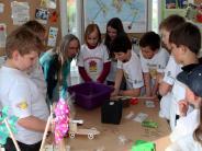 Ausstellung: Kinder engagieren sich fürs Klima
