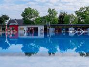 Türkheim: Das Wasser ist auch im Türkheimer Freibad bereits eingelassen