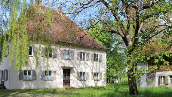 Der Pfarrhof in Unteregg: Ein Geschenk für alle
