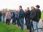 Felderbegehung: Hoher Ertrag für Braugerste wird erwartet