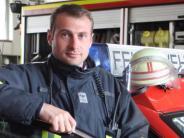 Feuerwehr Mindelheim: Er ist der neue Kommandant von Mindelheim