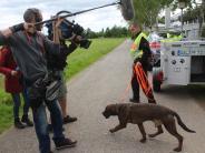 Mantrailing: Vermisstensuche im großen Stil in Bad Wörishofen