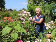 Türkheim: Ihre Rosen liebt sie einfach alle