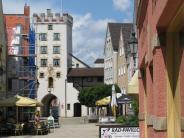 Mindelheimer Altstadt: Mit Pinsel und Wir-Gefühl