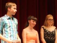 Mittelschule in Mindelheim: Mittelschüler feiern ihren Abschluss