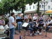 Jubiläum: Innenstadt wird zur Konzertbühne