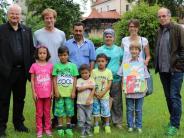Malwettbewerb in Mindelheim: Mit großem Herzen