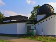 Baubeginn in der Volkssternwarte...: Sternstunde für Hobby-Astronomen
