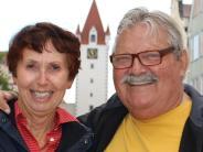 Auswanderer Alfred Mayer und seine alte...: Die große Liebe Mindelheim