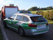 Kreis Unterallgäu: 79-jähriger Autofahrer wird ohnmächtig und stirbt