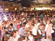 Feiern im Unterallgäu: Nach dem Fest ist vor dem Fest