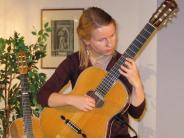Konzert in Mindelheim: Gitarrenmusik aus vier Epochen
