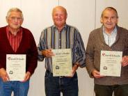 Versammlung: Neue Ehrenmitglieder in Haselbach