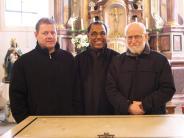 Kirchenkunst in Loppenhausen: Endlich ein einheitlicher Altarraum