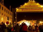 Weihnachtsmarkt in Türkheim: Raus an die frische Luft