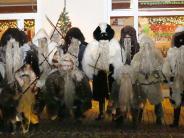 Tradition im Unterallgäu: So wild geht esbeim Klausentreiben in Türkheim zu