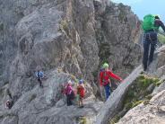 Edelweißabend in Mindelheim: Alpenverein blickt auf gutes Bergjahr zurück
