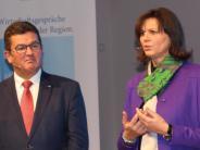 Ministerin Ilse Aigner zu Besuch in...: Auf Sympathietour bei den Chefs