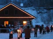 Bad Wörishofen: Waldweihnacht in der Teufelsküche