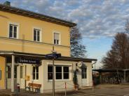 Verkehr im Unterallgäu: Der Stettener Bahnhof ist bald Geschichte