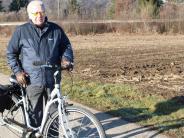 Der Mindelheimer Walter Späth blickt auf...: Zwei statt vier Räder
