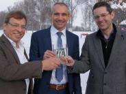 """Neujahrsempfang: Ein ganz """"cooler"""" Start ins neue Jahr"""