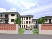 Wohnen: Millionenprojekt des Klosters nimmt Formen an