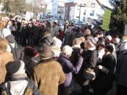 Verkehr in Bad Wörishofen: Hunderte Gegner des Verkehrskonzepts demonstrieren