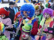 Fasching im Unterallgäu: Jubel und Trubel im Jubiläumsjahr
