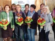 Landwirtschaft im Unterallgäu: Margot Walser bleibt Kreisbäuerin