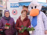 Geschenke von der Mindelheimer Zeitung: Blumige Grüße zum Valentinstag