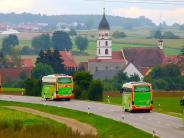 Verkehr: Mehr Fahrgäste steigen in Fernbusse