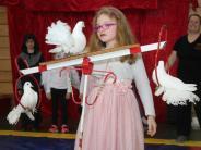 Projekt: So ein Zirkus in Markt Wald!