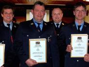 Jahresversammlung: Zwei Ernstfälle für die Feuerwehr Immelstetten