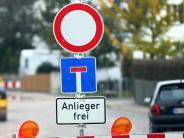 Straßenbau im Unterallgäu: Für die Gemeinden wird es jetzt ernst
