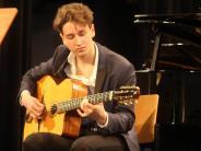 Preisträgerkonzert: Raum für Talente