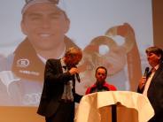 Ehrung mit Olympiasieger: Das Unterallgäu ehrt seine Sportler