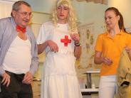Premiere: Die Überdosis Humor gibt's sogar ohne Rezept
