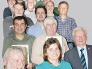 Versammlung: Jahrelange Treue zum Fischereiverein