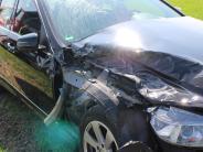 Unfall: Der Schutzengel fuhr mit