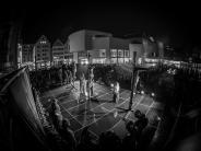 Religion: Karwoche: Drei Kreuze vor dem Ulmer Münster