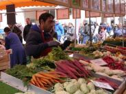 Buntes Treiben: Frühjahrsmarkt in Mindelheim