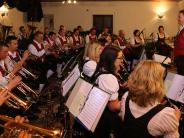 Jahreskonzert: Feuerprobe als Dirigent bestens bestanden