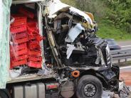 Verkehr: Vier Verletztebei Unfall auf A 96 zwischen Bad Wörishofen und Buchloe