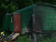 Bauwagen und Hütten im Unterallgäu: Geduldet, aber ...