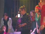 Schulaufführung: Maristinnen glänzen als Schillers Räuber