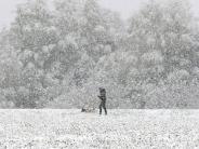 Allgäu: Wintereinbruch sorgt für Unfälle und Behinderungen