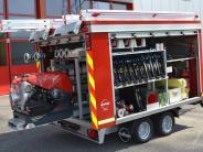 Festakt: Feuerwehr Schöneberg rüstet auf