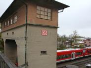 Bahnprojekt: Elektrifizierung soll Ende 2020 fertig sein